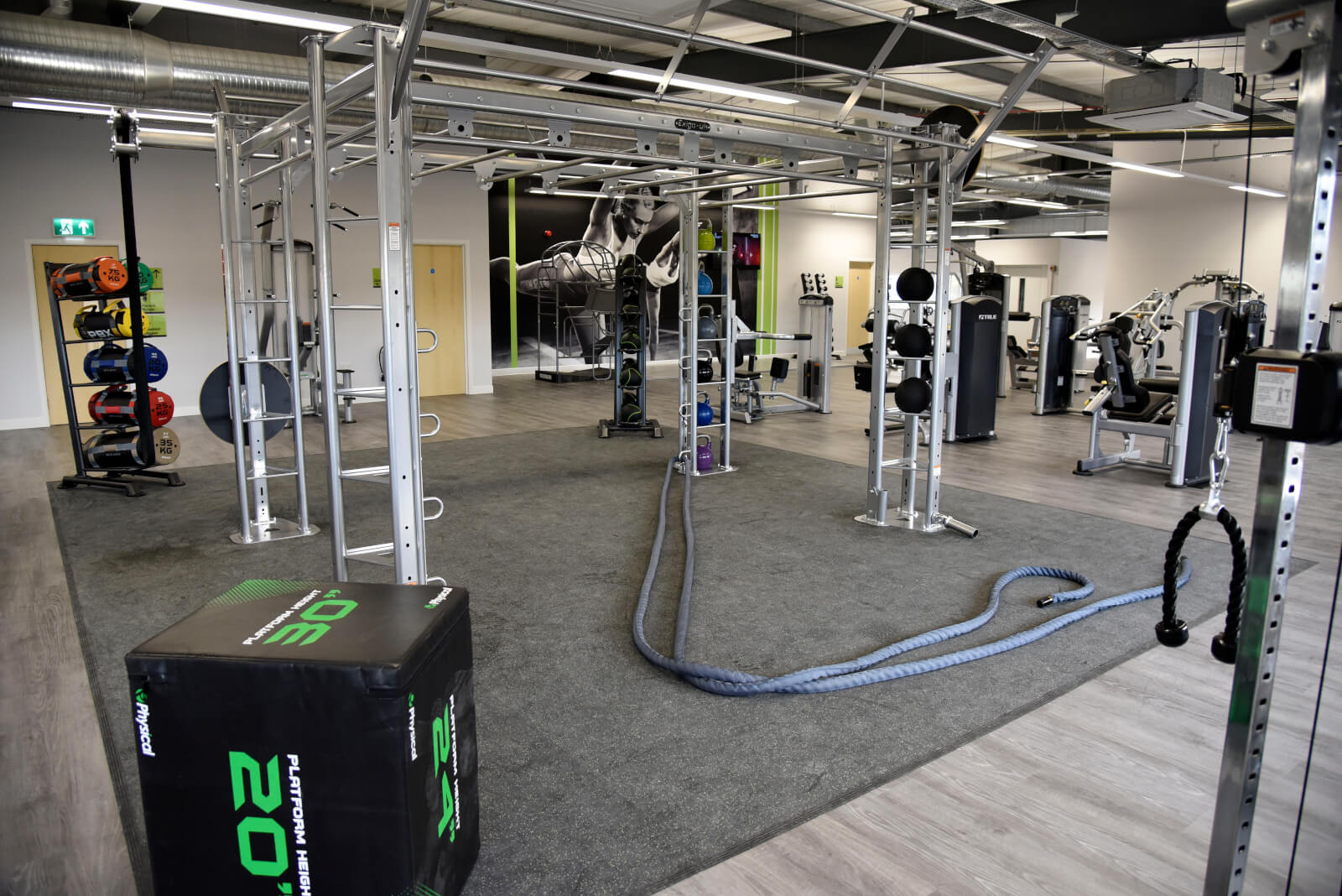 Inductions zone fitness weymouth
